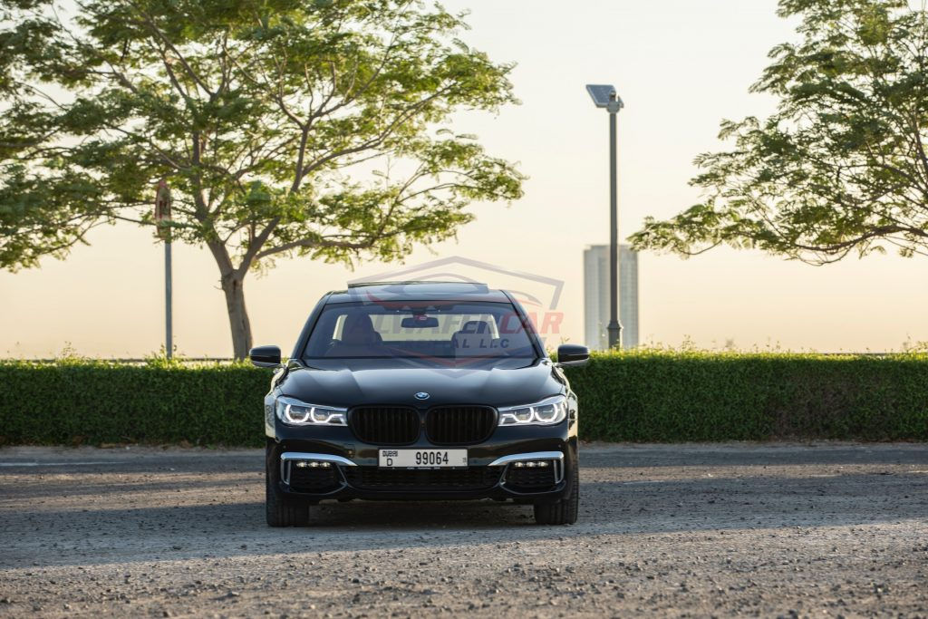 BMW 730i FOR RENT